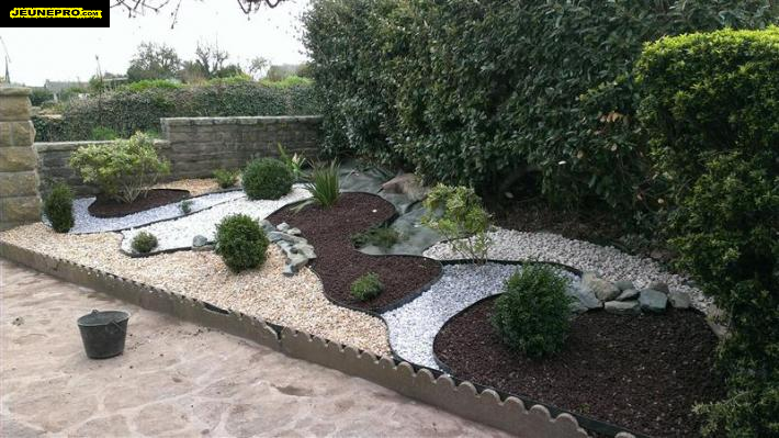 Services offre paysagiste jardinier en for Jardinier paysagiste